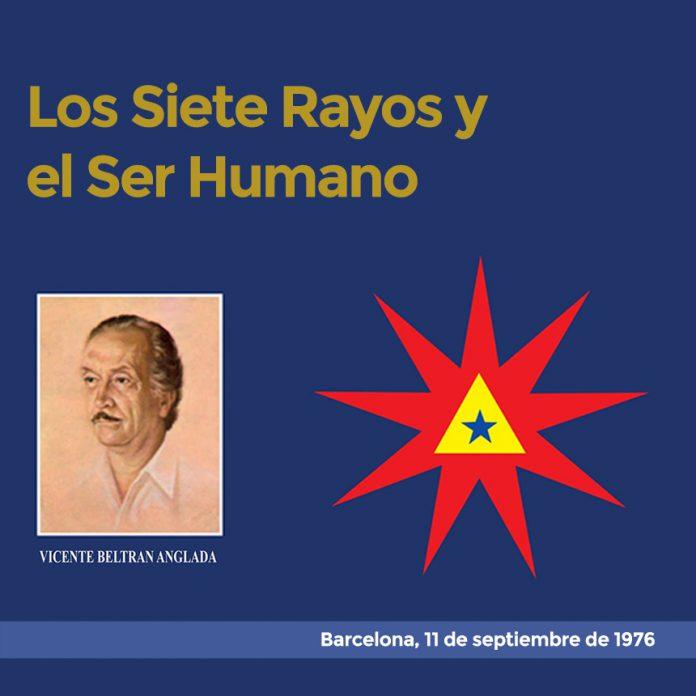 Los Siete Rayos y el Ser Humano.